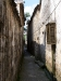Narrow alleyway, Hongcun ancient village, Anhui province