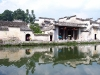 Moon pond, Hongcun ancient village, Anhui province