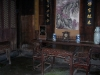 House interior, Xidi ancient village, Anhui province