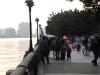 Pearl River from Ersha Island, Guangzhou, capital of Guangdong Province