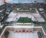 Model of old palace, Kaifeng Henan