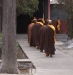 Buddhist monks, White Horse Temple, Luoyang Henan