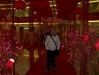 Lunar new year decorations, Rainbow Shopping Centre, Futian district, Shenzhen city