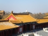 View north-west from Meridian Gate, Imperial Palace (Forbidden City), Beijing