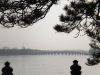 Kunming Lake viewed from eastern foreshore, Summer Palace, Beijing