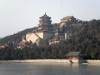 View towards Longevity Hill from eastern foreshore of Kunming Lake, Summer Palace, Beijing