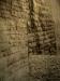 Rammed earth layers of ancient Shang City wall Zhengzhou, Henan Museum, Zhengzhou