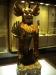 Tang Dynasty pottery tomb guardian, Henan Museum, Zhengzhou