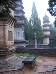 Pagoda Forest, Shaolin Temple