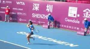 Shenzhen Open - Li Na